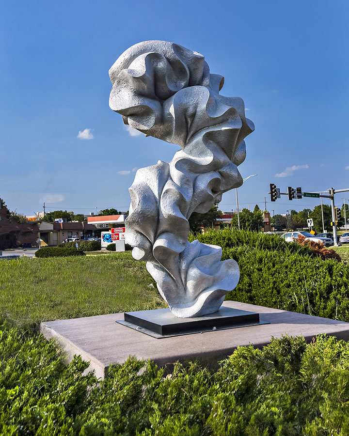 Jacob Burmood Sculpture